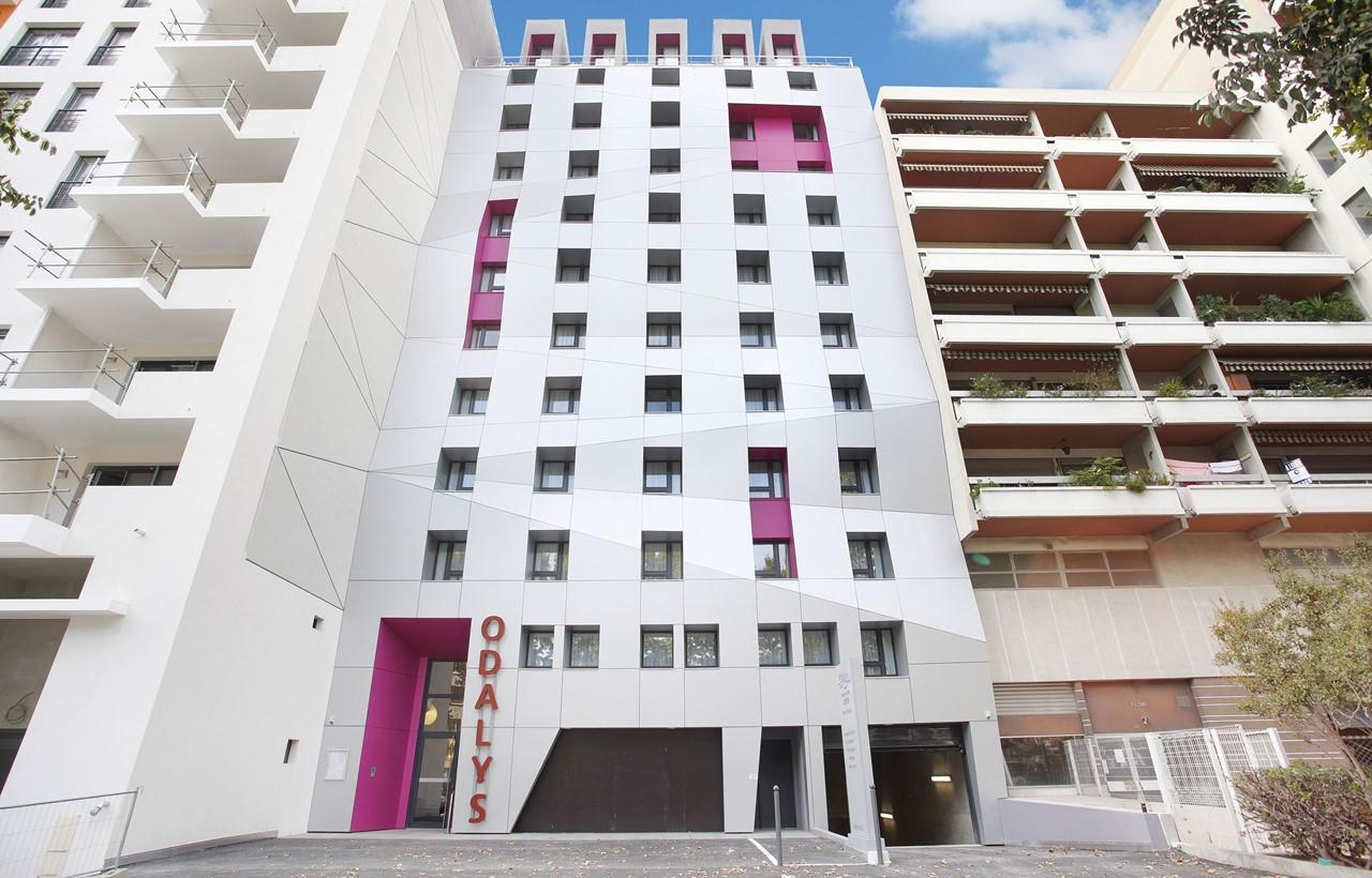 Location ODALYS CITY - ODALYS CITY LE DOME - Marseille 04ème arrondissement (13004)