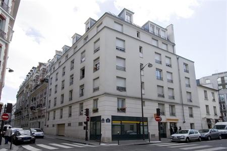 Logement �tudiant NEXITY STUDEA - STUDEA BUTTES CHAUMONT 1  - PARIS (75019)