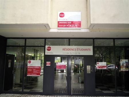 Logement �tudiant NEXITY STUDEA - STUDEA GRENOBLE SUD   - GRENOBLE (38100)