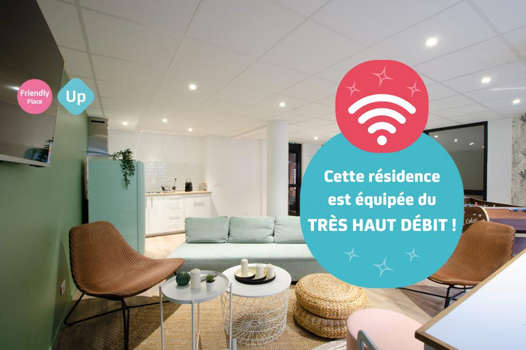 Location NEXITY STUDEA - STUDEA LILLE CENTRE  - LILLE (59800)