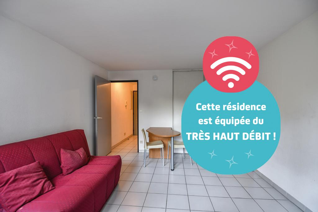 Location NEXITY STUDEA - STUDEA MONTFERRAND  - MONTPELLIER (34090)