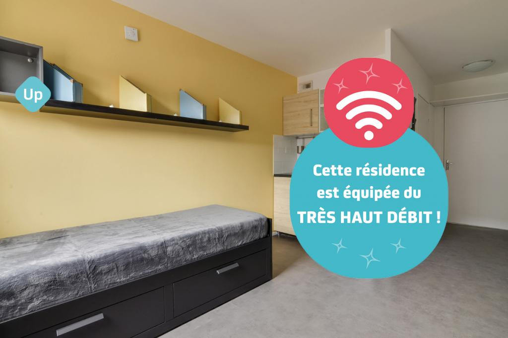 Location NEXITY STUDEA - STUDEA MOULIN  - LILLE (59000)