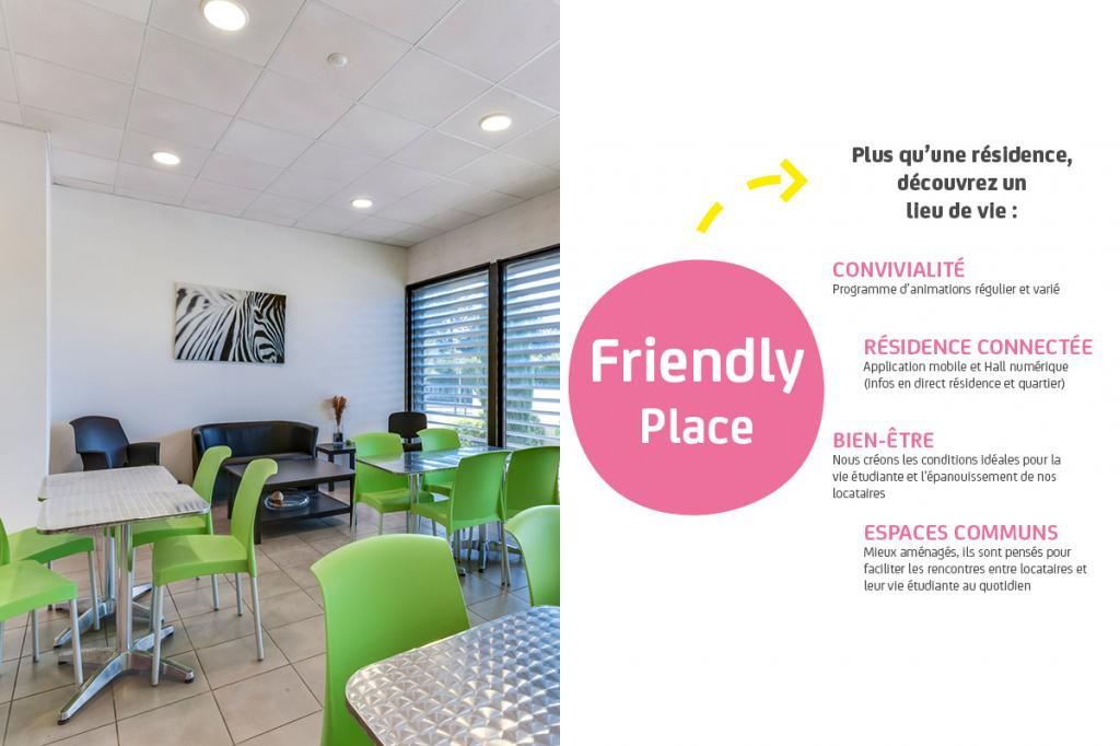 Location NEXITY STUDEA - STUDEA PAUL VALERY 2 - MONTPELLIER (34090)