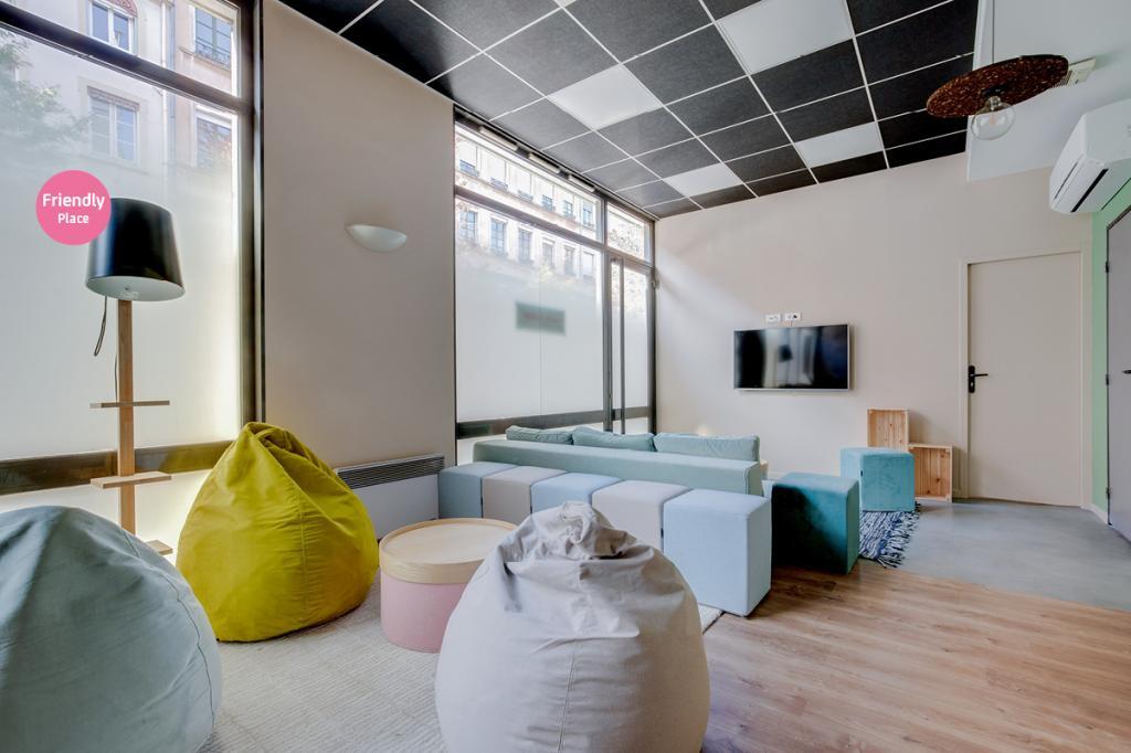 Location NEXITY STUDEA - STUDEA SAXE-GAMBETTA - Lyon 7ème arrondissement (69007)