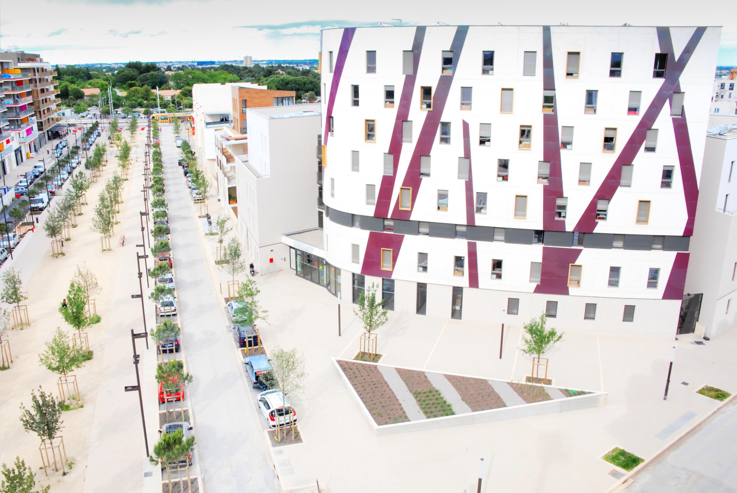 Location RESILOGIS - COTE RAMBLA - Montpellier (34080)