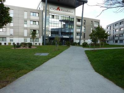Logement �tudiant CITY RESIDENCES  - BEAUJOIRE  - Nantes (44200)