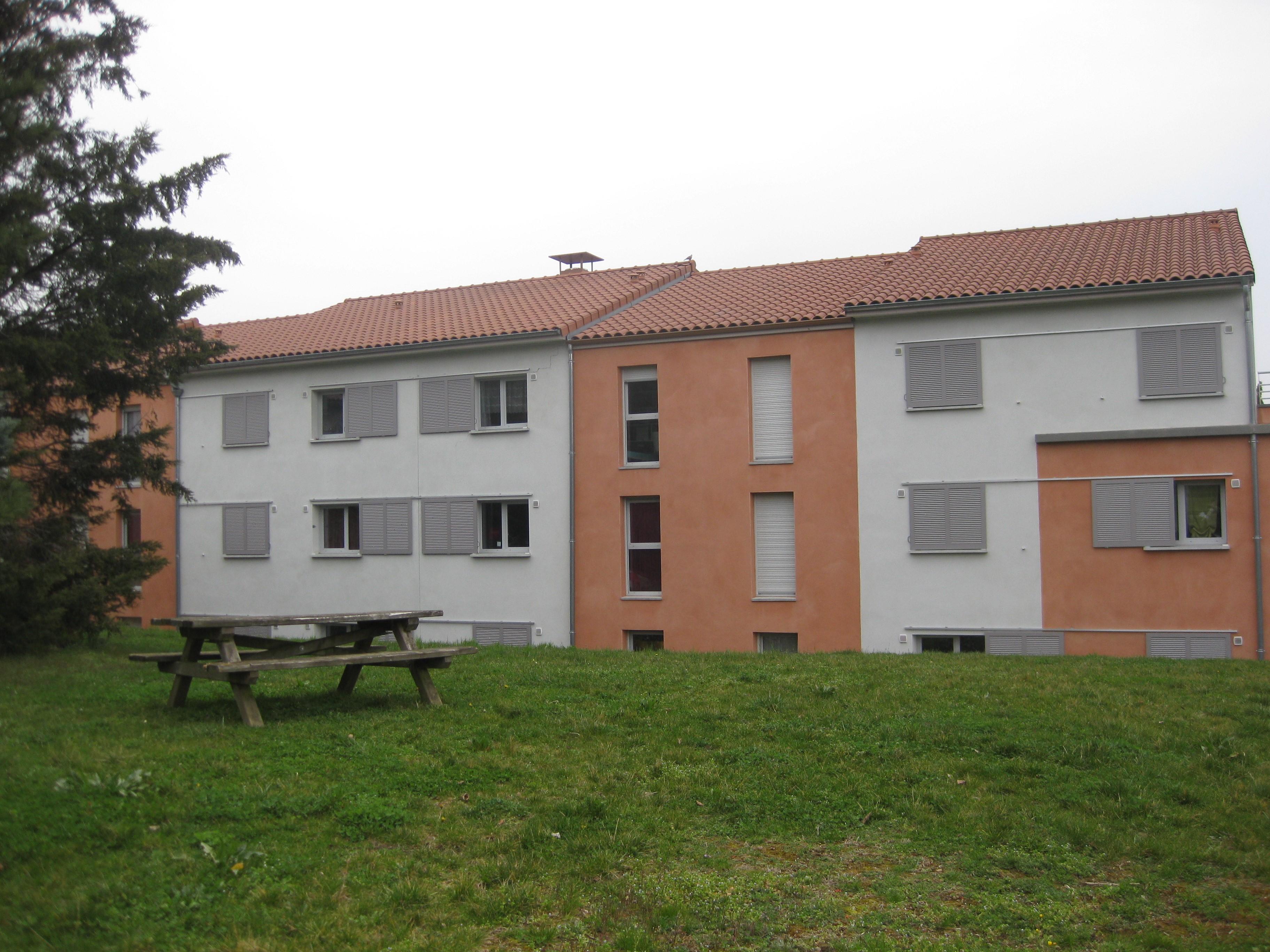 Logement �tudiant BILLON BOUVET BONNAMOUR - LES CHAZELLES I & II  - Saint-Genis-Laval (69230)