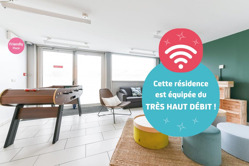 Location NEXITY STUDEA - STUDEA BORDEAUX BASTIDE  - CENON (33150)