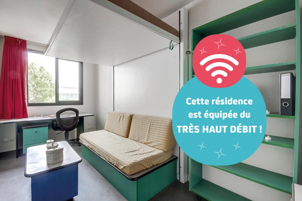Location NEXITY STUDEA - STUDEA BORDEAUX CENTRE 3  - BORDEAUX (33800)