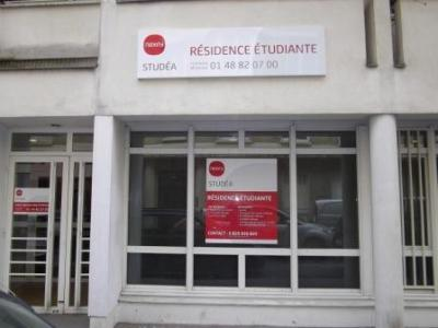Location NEXITY STUDEA - STUDEA PARIS GRANDE BIBLIOTHEQUE - PARIS (75013)