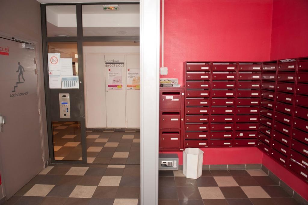 Location NEXITY STUDEA - STUDEA VILLEURBANNE REPUBLIQUE 2 - VILLEURBANNE (69100)