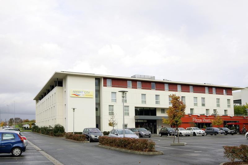 Logement �tudiant APPART CITY - APPART CITY TOULOUSE LAB�GE  - Toulouse (31500)
