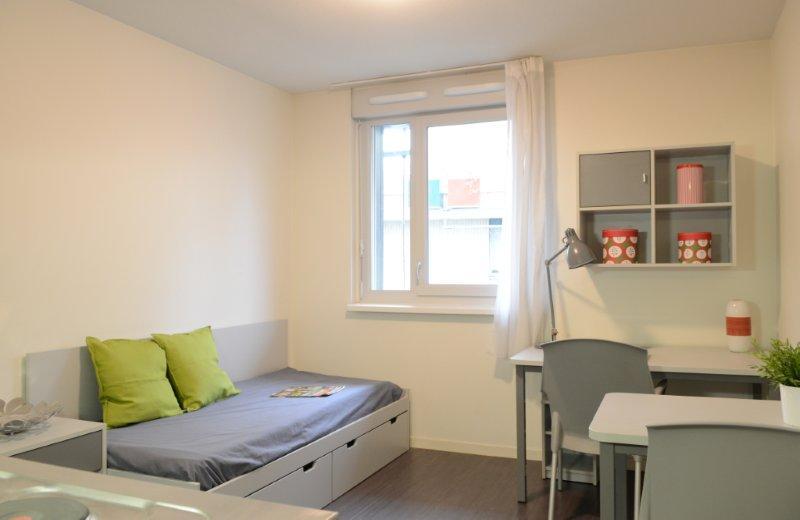 Logement �tudiant LES STUDELITES - FLANDRIN  - Grenoble (38000)