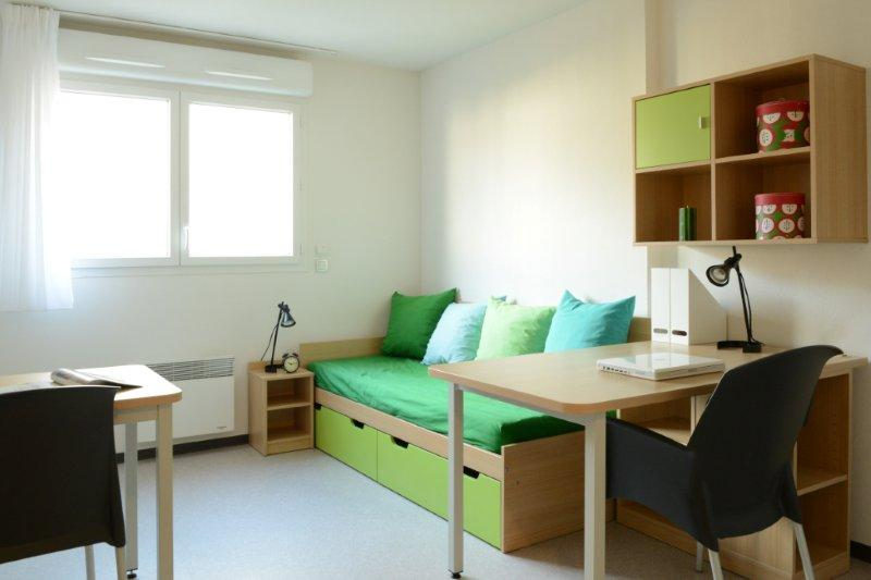 Logement tudiant marseille 22 r sidences tudiantes for Chambre universitaire