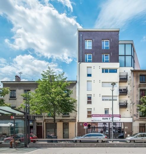 Location CARDINAL CAMPUS - SUN 7 - Lyon   7ème arrondissement (69007)