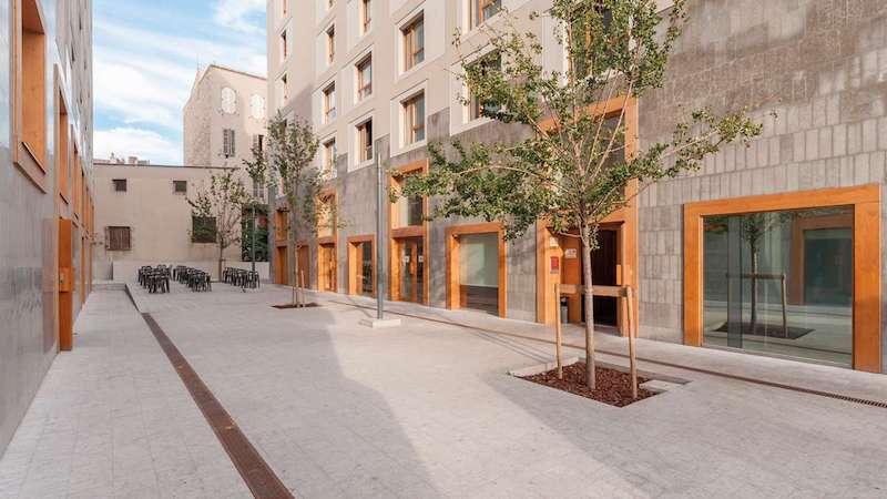 Location APPART CITY - APPART CITY MARSEILLE EUROMED - Marseille   02ème arrondissement (13002)