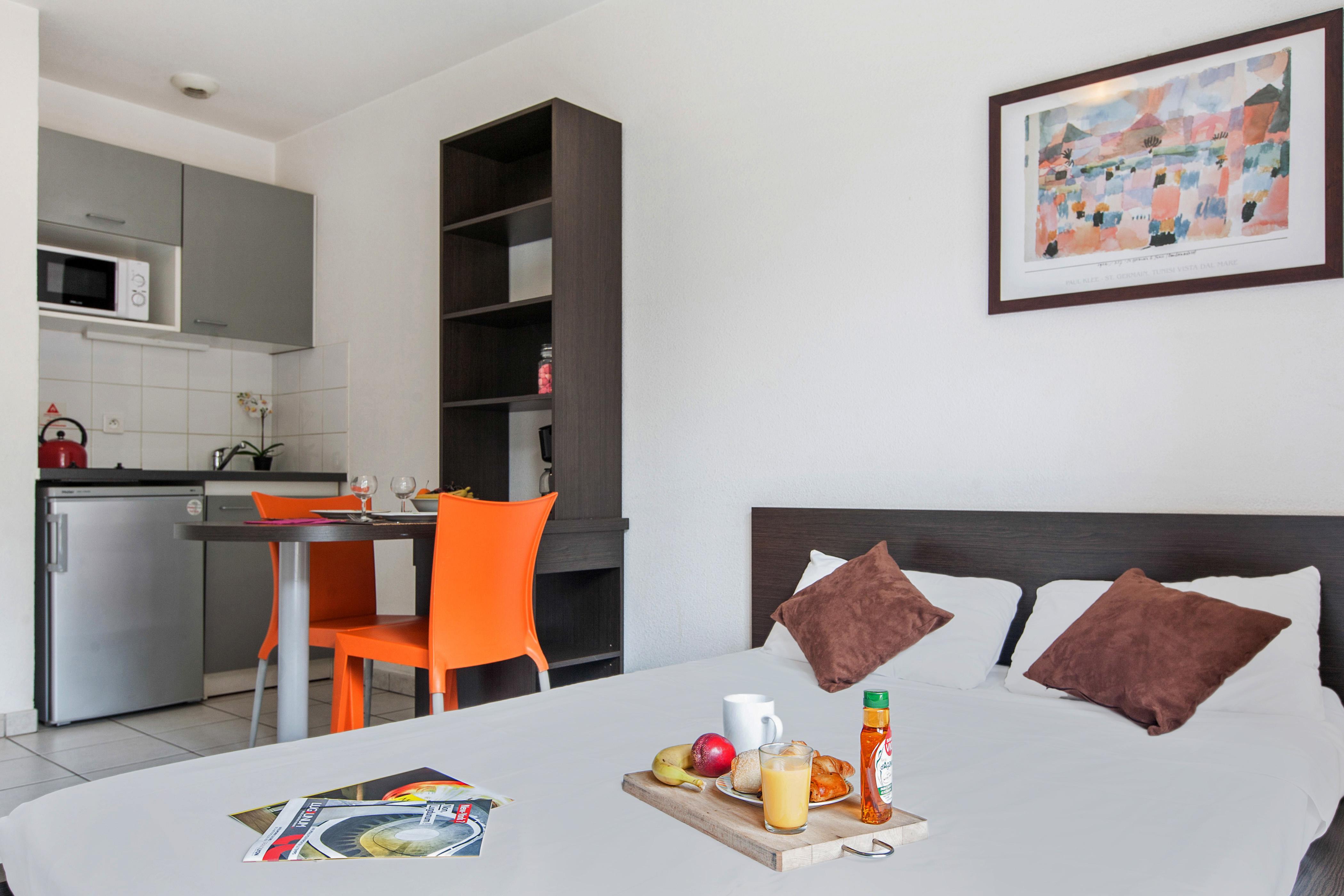 Location APPARTCITY - APPARTCITY LYON VAISE ST CYR - Lyon 9ème arrondissement (69009)