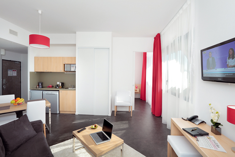 Location APPART CITY - APPART CITY MONTPELLIER MILLENAIRE - Montpellier (34080)