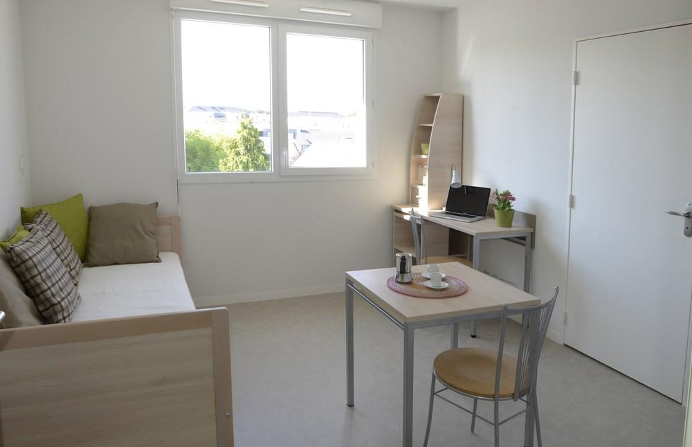 r sidence tudiante le castel rive logement tudiant le parisien etudiant. Black Bedroom Furniture Sets. Home Design Ideas