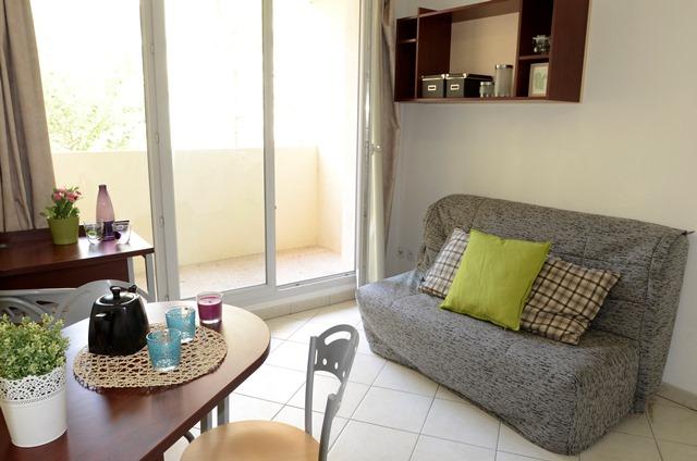 Location FAC HABITAT - RENE MAGNAC - Marseille - 03ème arrondissement (13003)