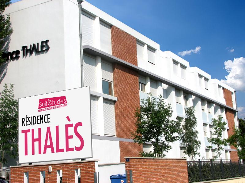 Logement �tudiant SUITETUDES - LE THALES  - Toulouse (31500)