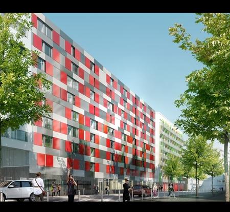 Logement �tudiant NEXITY STUDEA - STUDEA PARIS TESSIER  - PARIS (75019)