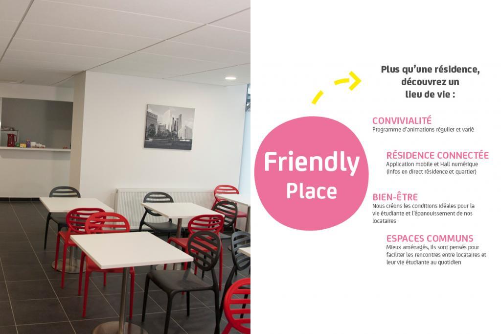 Location NEXITY STUDEA - STUDEA PARIS TESSIER - PARIS (75019)