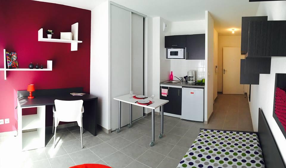 Logement �tudiant Studio � Dijon (21000)