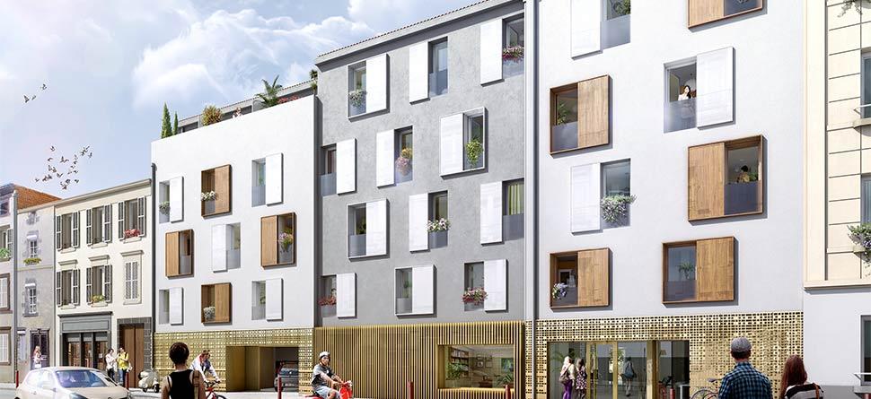Logement �tudiant Studio � Clermont-Ferrand (63000)