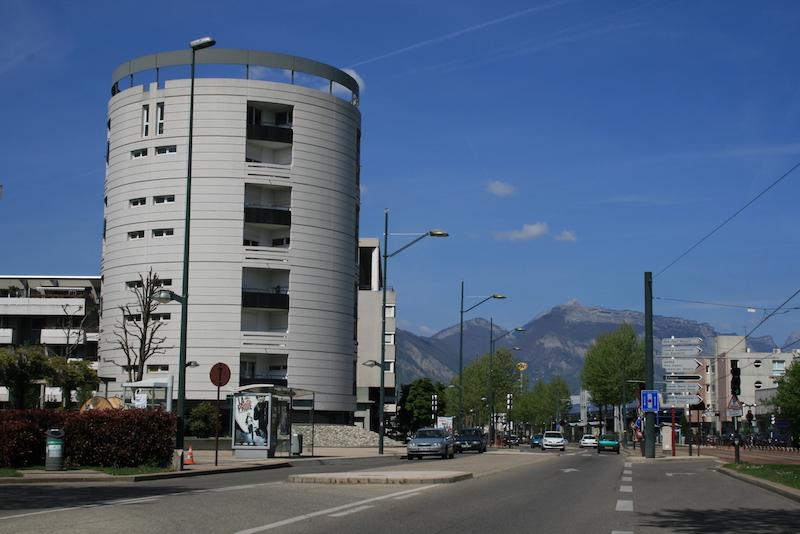 Logement �tudiant SDH - LA ROTONDE  - �chirolles (38130)