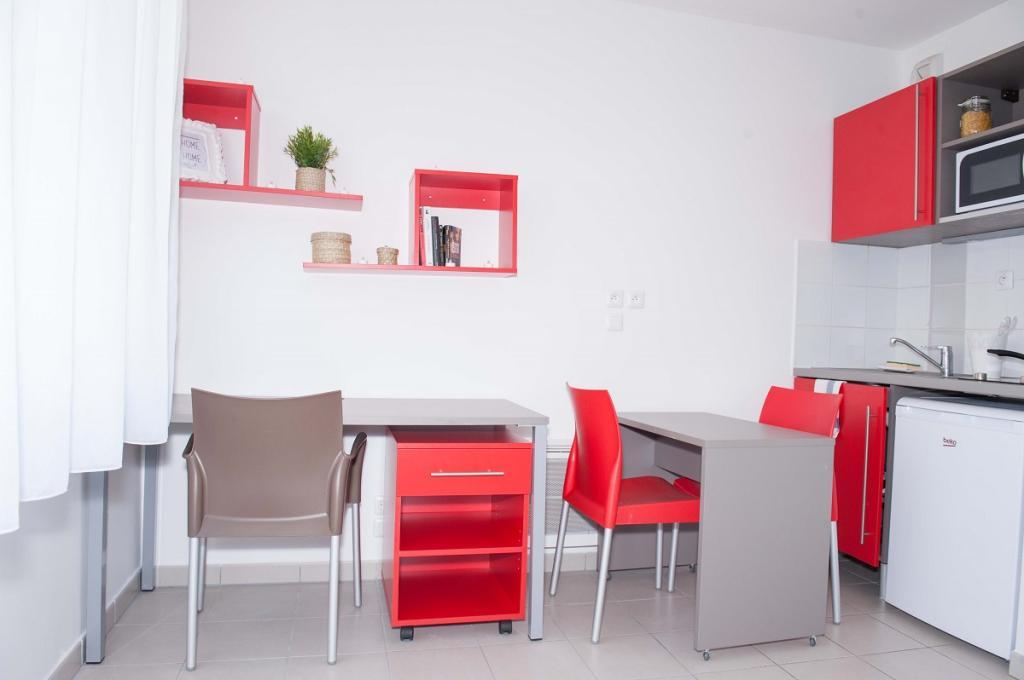Location NEXITY STUDEA - STUDEA EUROMEDITERRANEE 2 - MARSEILLE (13003)