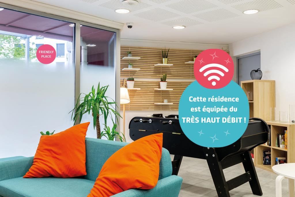 Location NEXITY STUDEA - STUDEA GARIBALDI BERTHELOT  - Lyon 7ème arrondissement (69007)