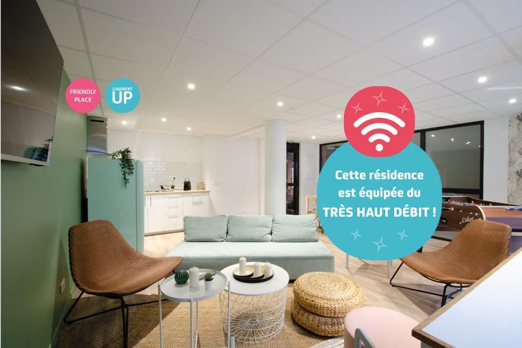 Location NEXITY STUDEA - STUDEA LILLE CENTRE  - Lille (59800)
