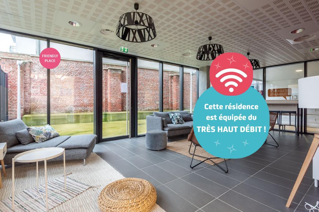 Location NEXITY STUDEA - STUDEA NOVALILLE - Lille (59800)